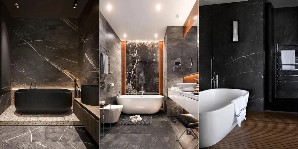 jak dobrze podświetlić ciemną łazienkę
