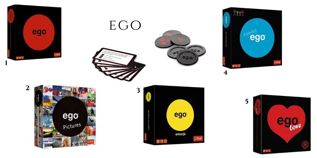 ego gra planszowa na prezent