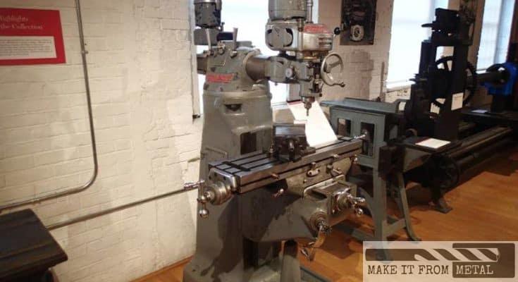 Bridgeport Series 1 Milling Machine Weight