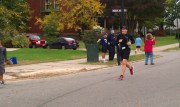 First race ever, one mile from my house, October 2012.