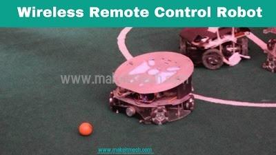 wireless remote control