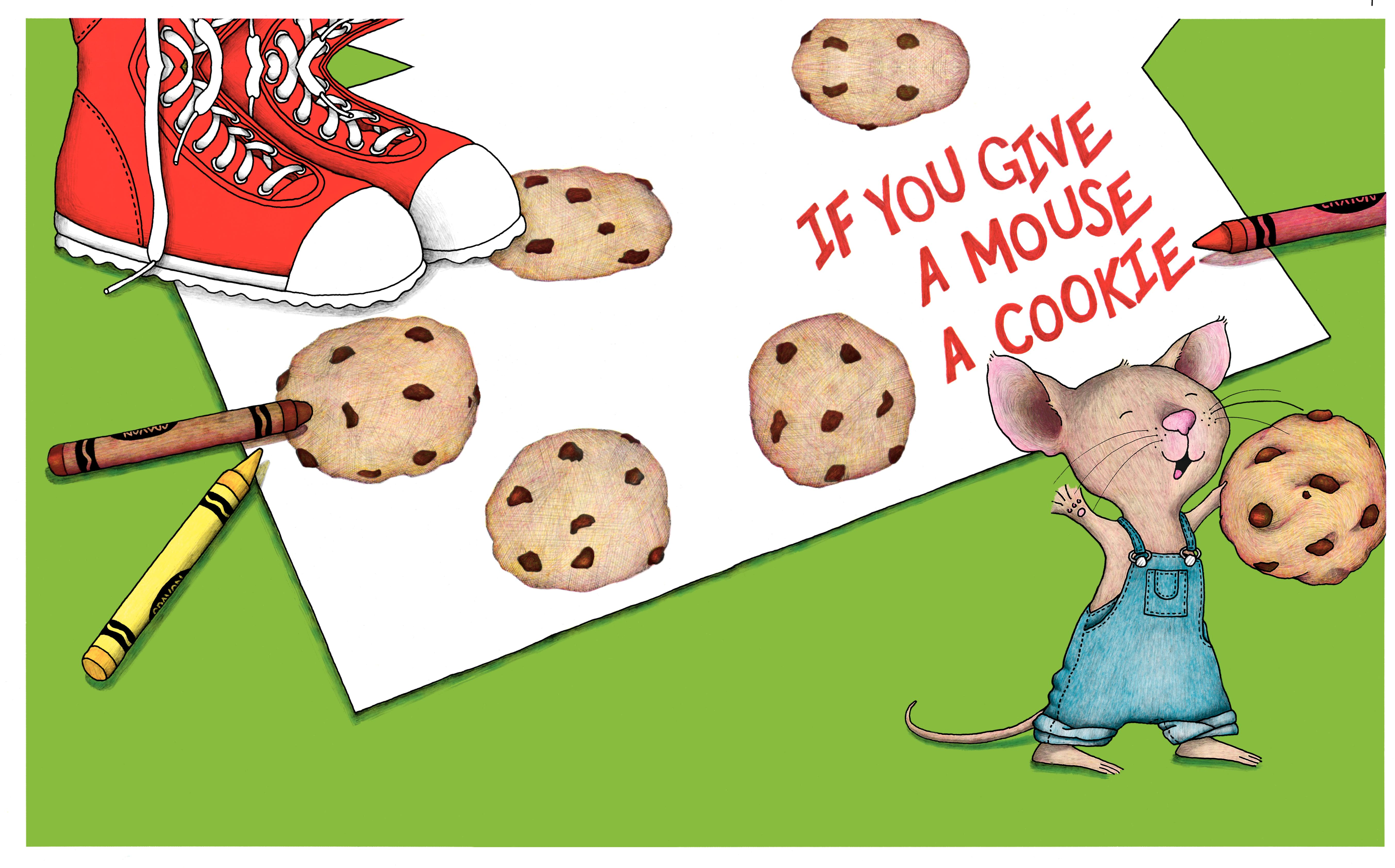 If You Give A Mouse A Cookie Exterior Updates