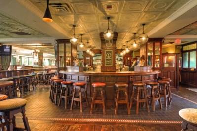 The Liffey Irish Pub, Saint Paul.
