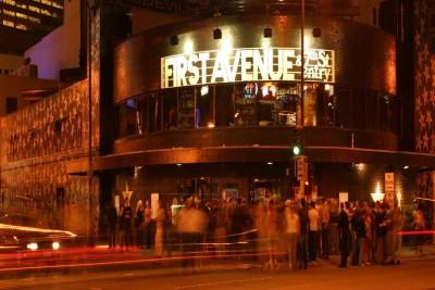 First Avenue, Minneapolis.