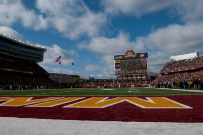 University of Minnesota Gophers, Minneapolis