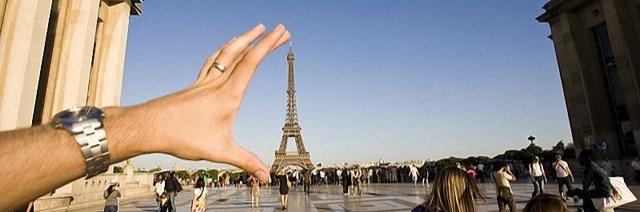 Les réactions qui prouvent que vous êtes touriste #PhraseDeTouriste