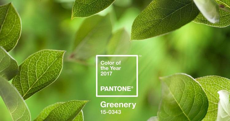 greenery la couleur pantone de l ann e 2017 make it now fr. Black Bedroom Furniture Sets. Home Design Ideas