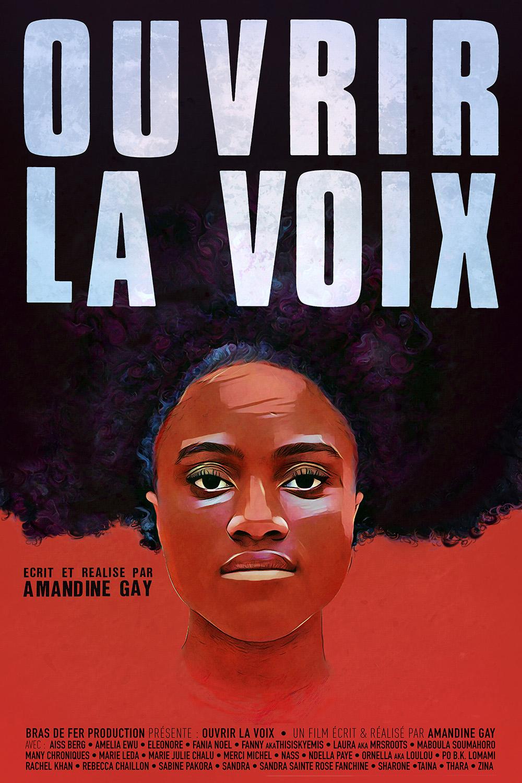 """""""Ouvrir La Voix"""" avec Amandine Gay"""