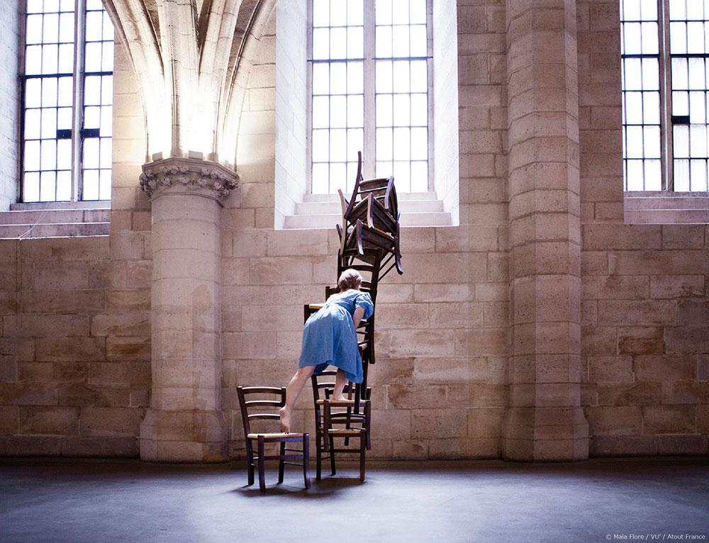 LA CONCIERGERIE PARIS - © Maia Flore