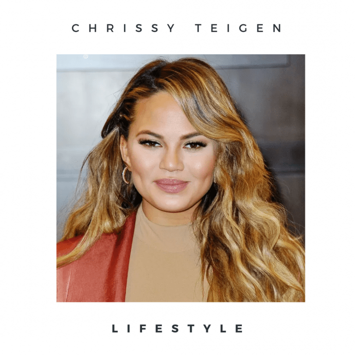 Chrissy Teigen - Makeitnow.fr