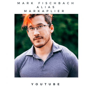 Mark Fischbach alias Markaplier - Makeitnow.fr