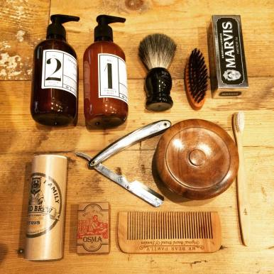 Interview TONSOR & CIE : lifestyle et barber shop - www.makeitnow.fr