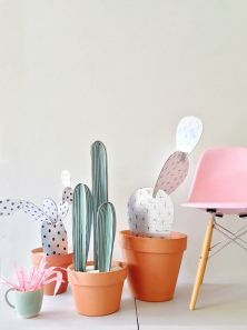 moodboard cactus makeitnow.fr