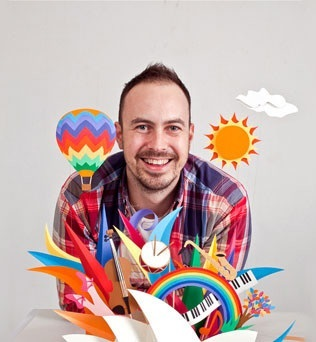 Top 10 paper art - benja-harney - makeitnow.fr