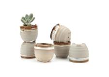 Pots en céramique © Cdiscount