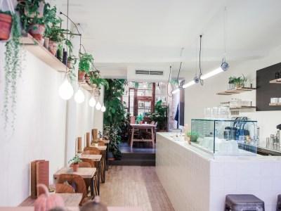 City guide restaurants healthy Paris
