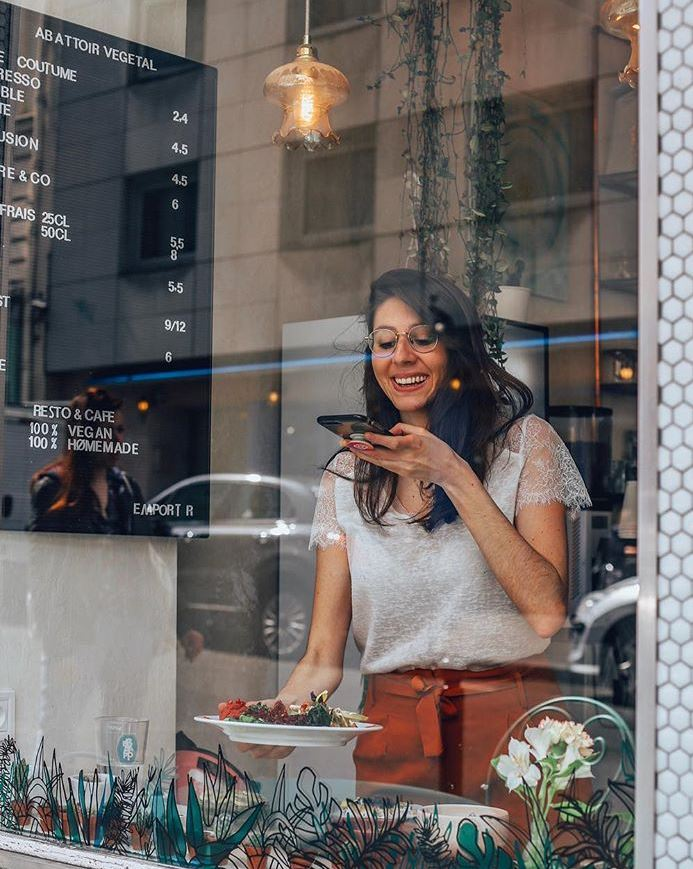 Laura - Les paris de Laura - instagram brunch paris - makeitnow.fr