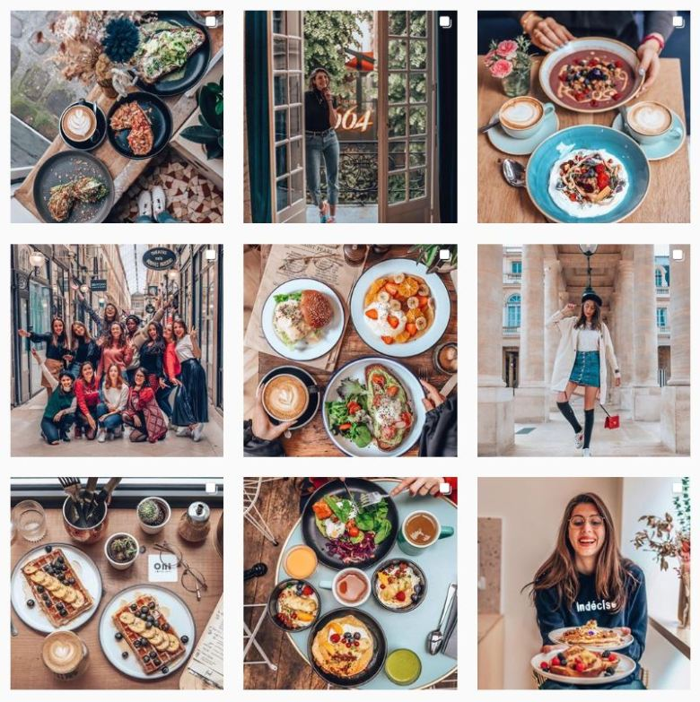 les paris de laura - instagram brunch paris - makeitnow.fr