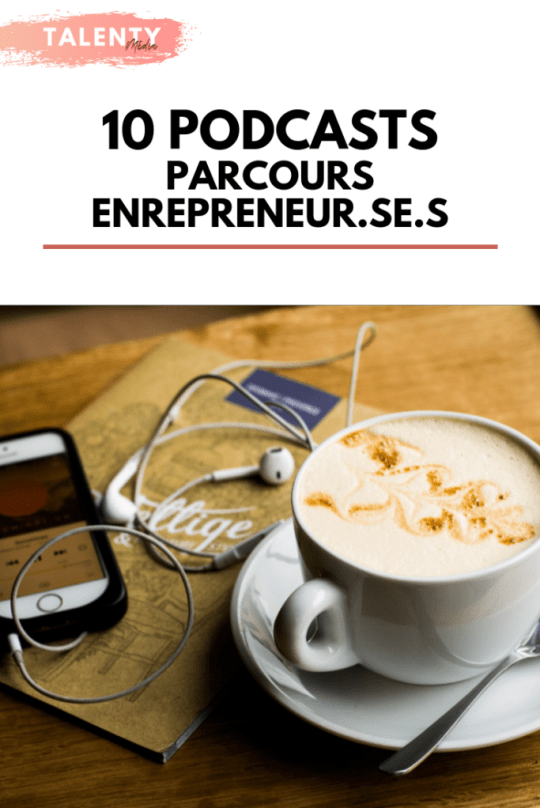TOP 10 PODCASTS ENTREPRENEURS
