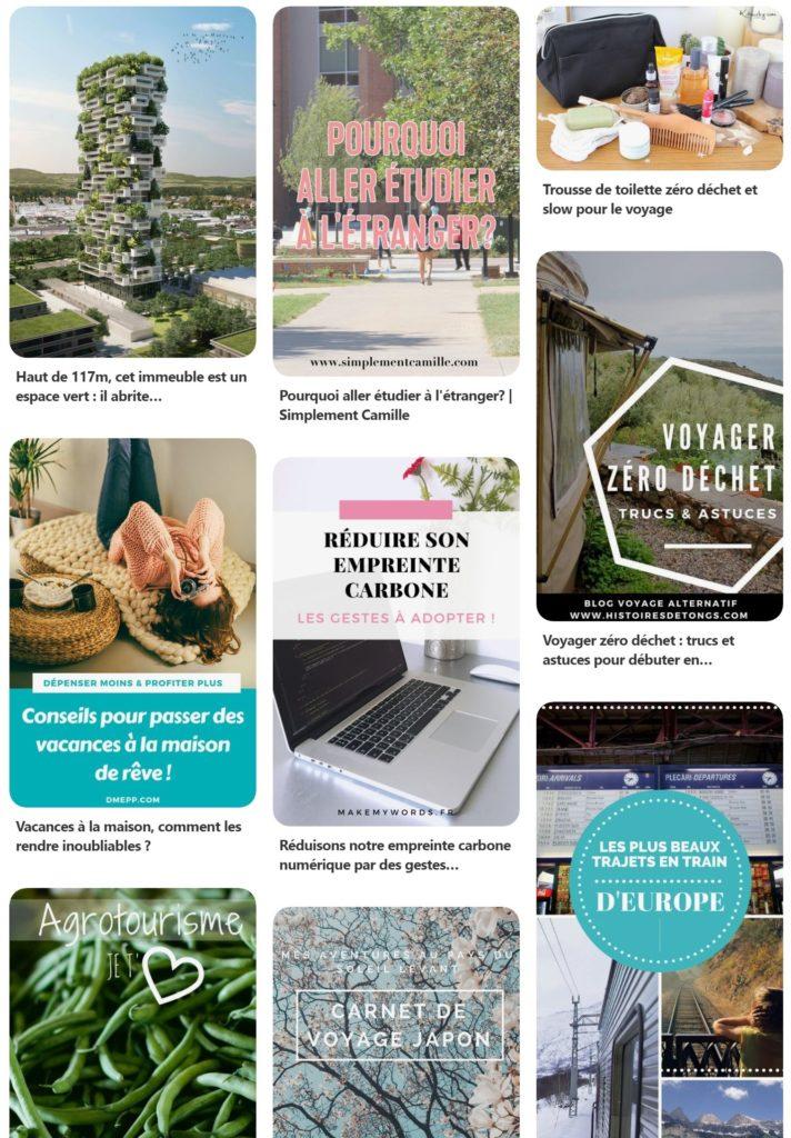 2020 année inspirante : les 100 tendances Pinterest