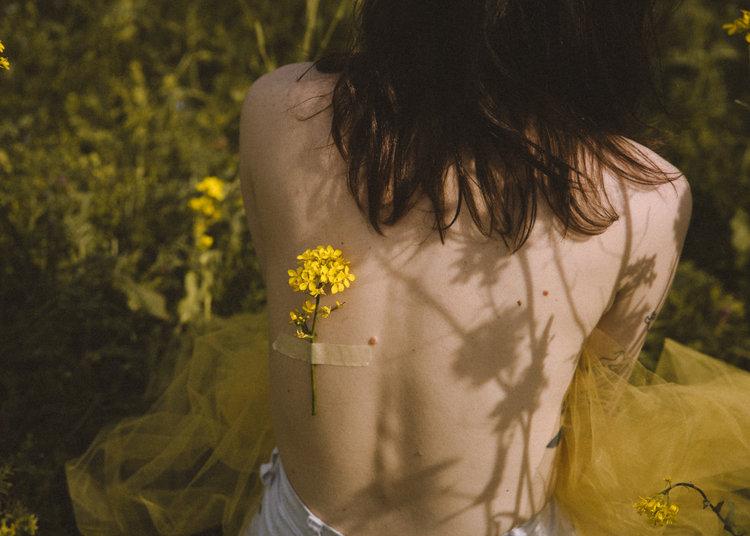 Emily Blincoe, l'aude à la Nature