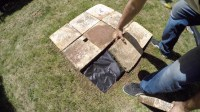 How To: Make a Brick Fire Pit  MakeItNow