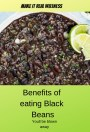 Benefits of eating Black Beans