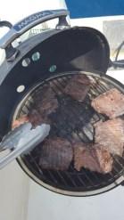 Make It So Key West Boat Charters - Mojo Skirt Steak