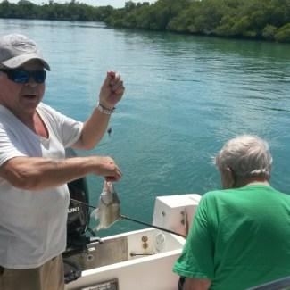 Make It So Key West Boat Charters - Steve's family fishing
