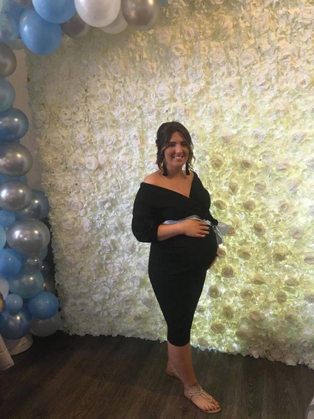 baby shower/gender reveal