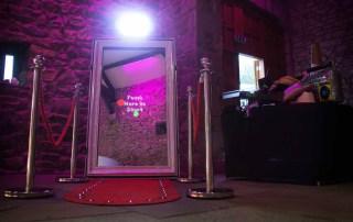 magic mirror corporate event