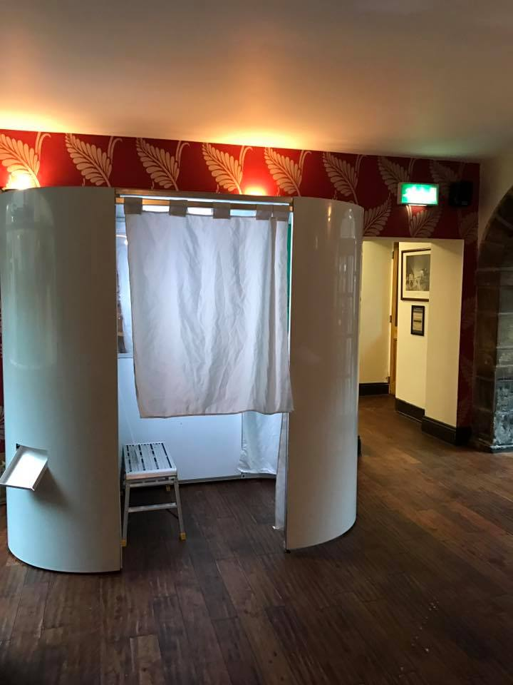 Wortley Hotel with Photo Booth