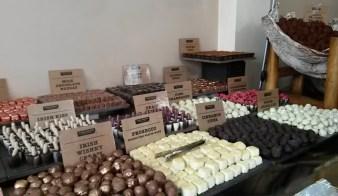 Dark Sugars Fancy Chocolates