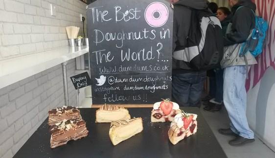 Dum Dums Doughnuts