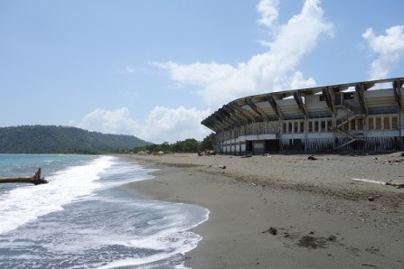 The Operational Baracoa Baseball Stadium