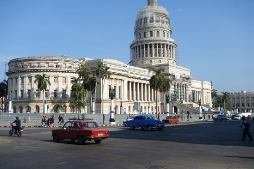 Capitolio Building, Havana