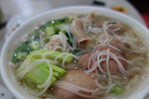 Bihun with Offal