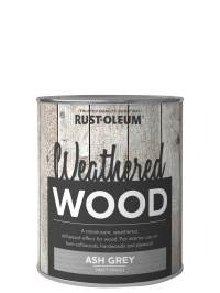 Weathered-Wood-750ml-Ash-Grey - Rustoleum Spray Paint