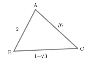 yc-216の三角形