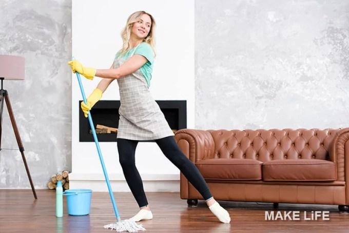 SPEED CLEANING - Πώς να κάνετε τις δουλειές του σπιτιού σε μια μέρα