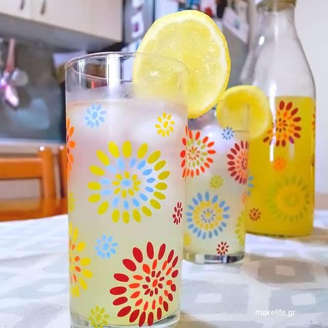homemade lemonade - Λεμονάδα Boom Boom - Kate (netflix) (συνταγή)