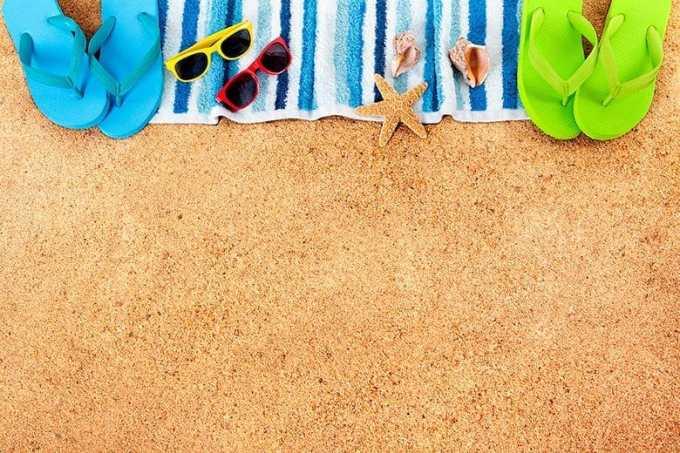 Πετσέτα Παραλίας και είδη Θαλάσηης
