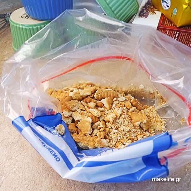 food bags for crumbed biscuit - 6 άλλες χρήσεις για τα σακουλάκια τροφίμων που δεν φανταζόσουν