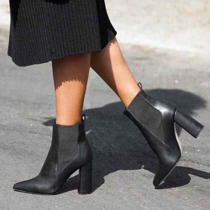 Sante mpotaki mytero lastixa mavro 5 1 - Γυναικεία Παπούτσια - Προτάσεις Μόδας από τα Louizidis Shoes