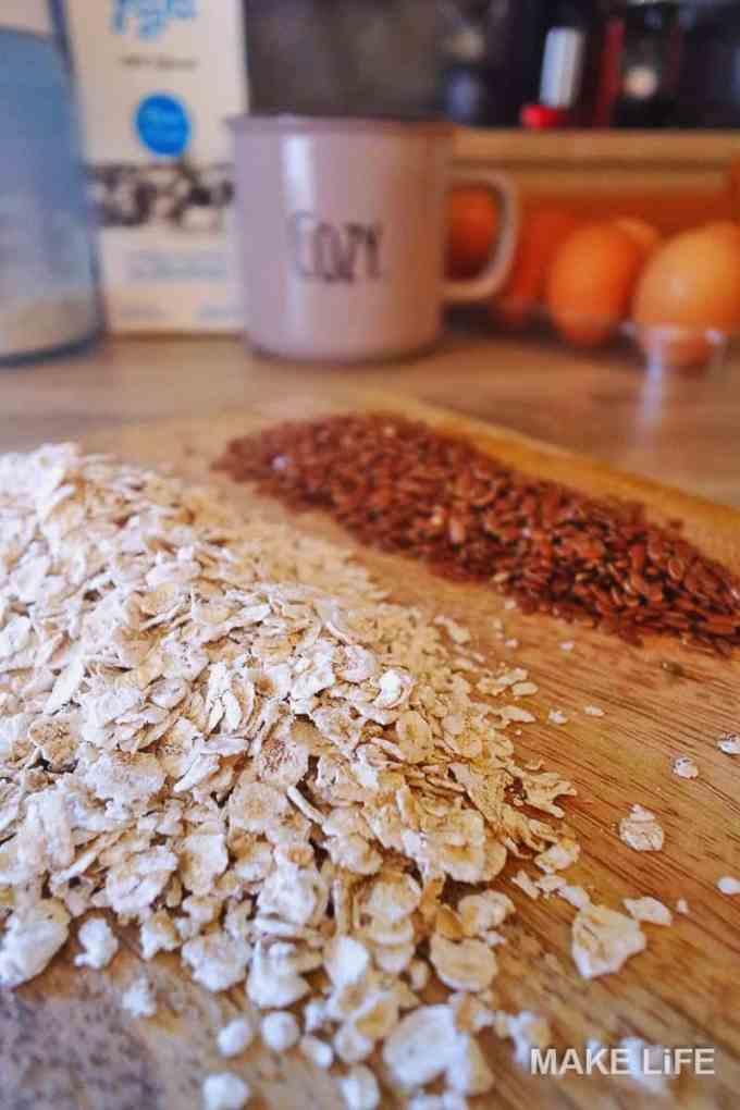 Τι θα χρειαστούμε για τις υγιεινές pancakes