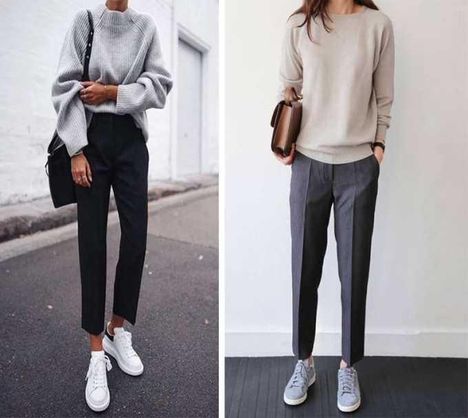 Έτσι θα φορεθούν τα sneakers σου και το χειμώνα