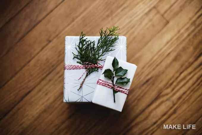 GIFT WRAP IDEAS 2 - Πως να τυλίξεις ένα δώρο. 6 τρόποι για το χριστουγεννιάτικο αμπαλάζ