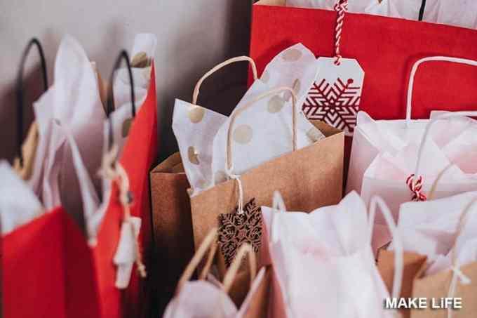 Ιδέες για τη συσκευασία των χριστουγεννιάτικων δώρων