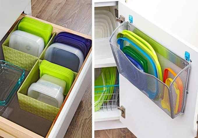 organize bowls 2 - Πως να οργανώσεις την κουζίνα σου για να είναι πιο λειτουργική