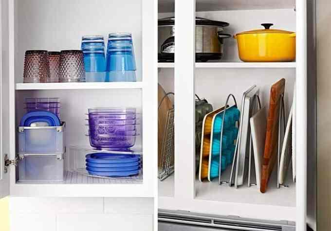 organize kitchen supplies 3 - Πως να οργανώσεις την κουζίνα σου για να είναι πιο λειτουργική